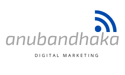 Anubandhaka digital marketing logo